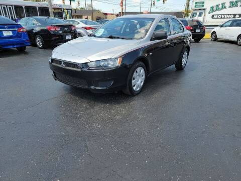 2009 Mitsubishi Lancer for sale at Rucker's Auto Sales Inc. in Nashville TN