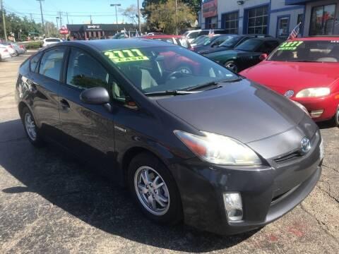 2010 Toyota Prius for sale at Klein on Vine in Cincinnati OH
