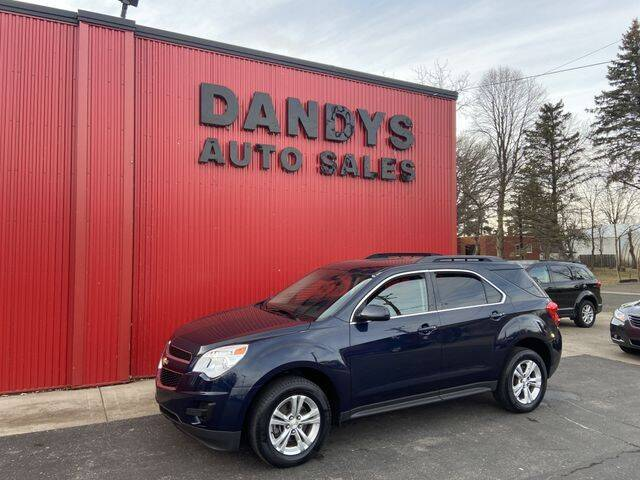 2015 Chevrolet Equinox for sale at Dandy's Auto Sales in Forest Lake MN