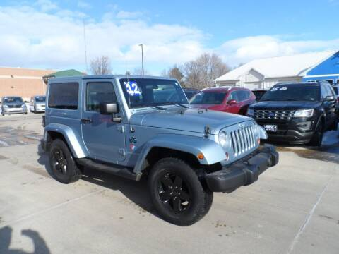 2012 Jeep Wrangler for sale at America Auto Inc in South Sioux City NE