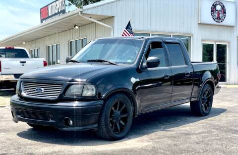 2002 Ford F-150 for sale at Torque Motorsports in Rolla MO