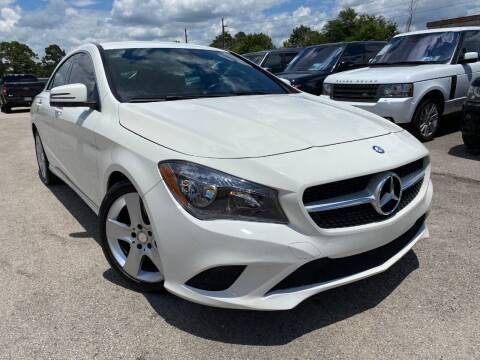 2016 Mercedes-Benz CLA for sale at KAYALAR MOTORS in Houston TX