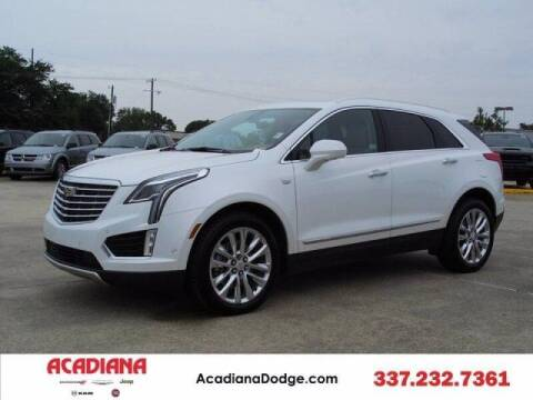 2017 Cadillac XT5 for sale at Acadiana Automotive Group - Acadiana DCJRF Lafayette in Lafayette LA