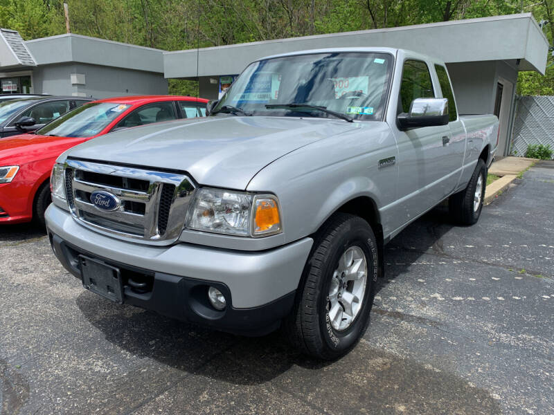 2011 Ford Ranger for sale at B & P Motors LTD in Glenshaw PA