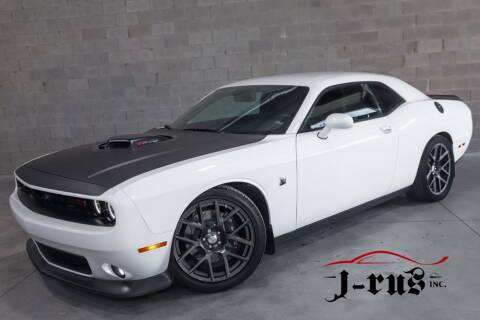 2016 Dodge Challenger for sale at J-Rus Inc. in Macomb MI
