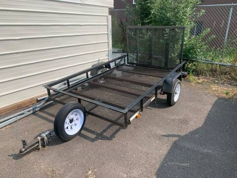 2015 GOLF CART CARRY ON TRAILER for sale at McManus Motors in Wheat Ridge CO