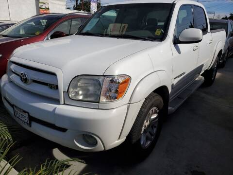 2006 Toyota Tundra for sale at Express Auto Sales in Los Angeles CA