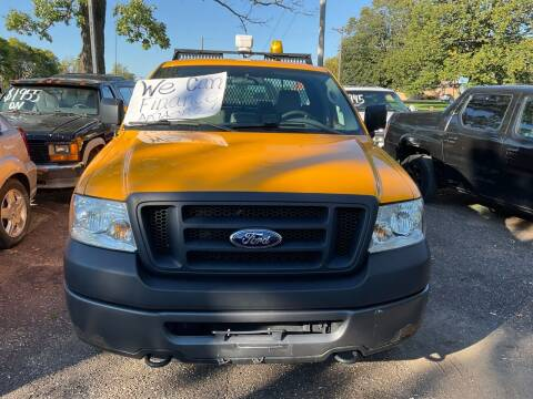 2008 Ford F-150 for sale at Continental Auto Sales in White Bear Lake MN