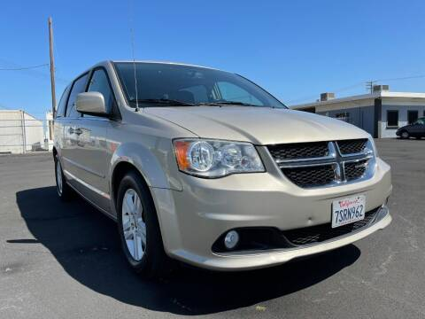 2013 Dodge Grand Caravan for sale at Approved Autos in Sacramento CA
