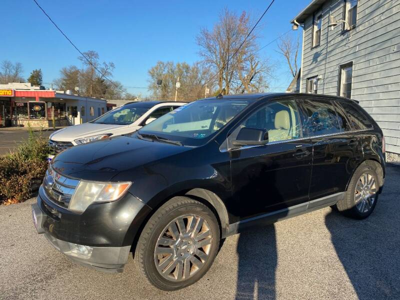 2008 Ford Edge for sale at Autobahn Motor Group in Willow Grove PA