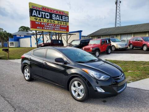 2013 Hyundai Elantra for sale at Mox Motors in Port Charlotte FL