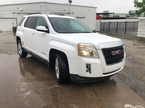 2011 GMC Terrain for sale at Bad Credit Call Fadi in Dallas TX
