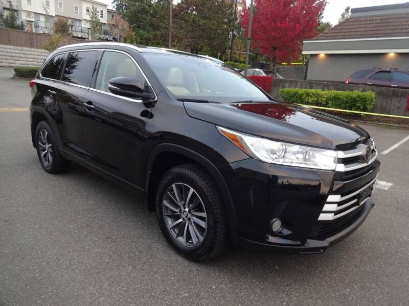 2017 Toyota Highlander for sale at Prudent Autodeals Inc. in Seattle WA