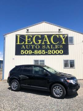 2007 Ford Edge for sale at Legacy Auto Sales in Toppenish WA