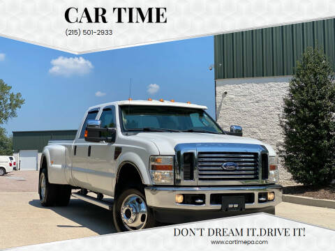 2010 Ford F-350 Super Duty for sale at Car Time in Philadelphia PA