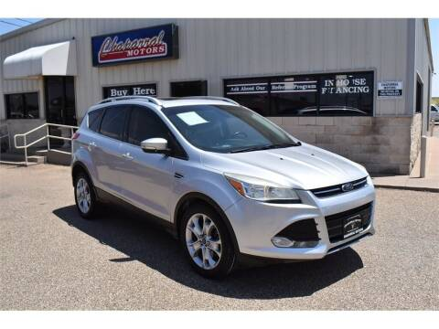 2014 Ford Escape for sale at Chaparral Motors in Lubbock TX