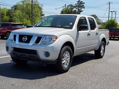 2019 Nissan Frontier for sale at Gentry & Ware Motor Co. in Opelika AL