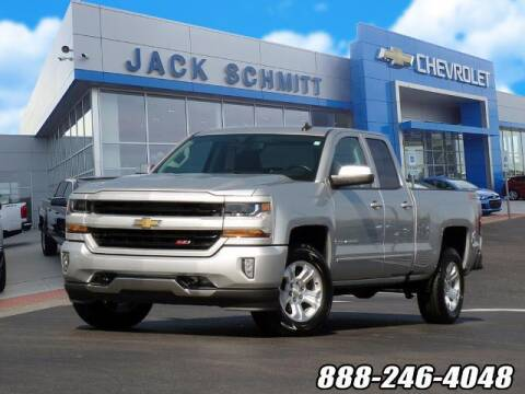 2019 Chevrolet Silverado 1500 LD for sale at Jack Schmitt Chevrolet Wood River in Wood River IL