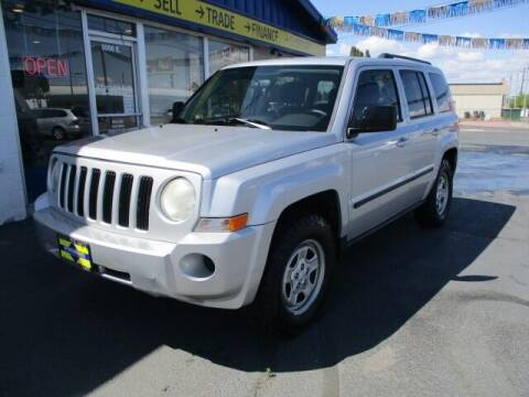 2010 Jeep Patriot for sale at Affordable Auto Rental & Sales in Spokane Valley WA