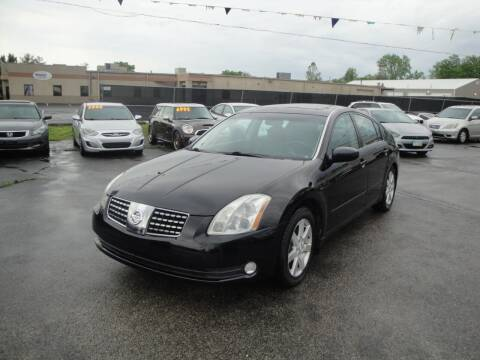 2006 Nissan Maxima for sale at A&S 1 Imports LLC in Cincinnati OH