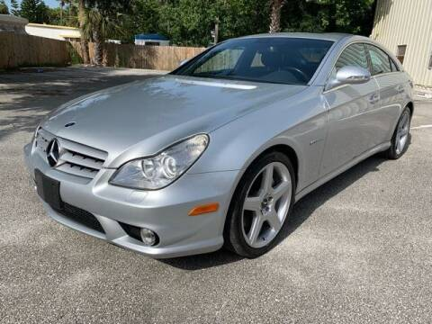 2007 Mercedes-Benz CLS for sale at A7 AUTO SALES in Daytona Beach FL