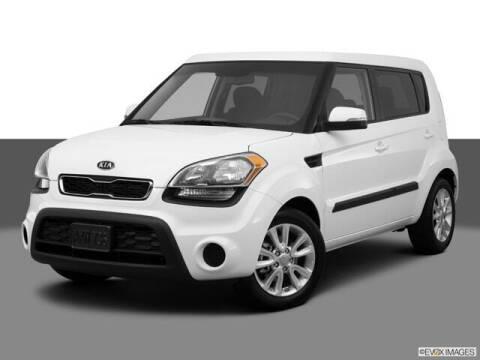 2012 Kia Soul for sale at CAR MART in Union City TN