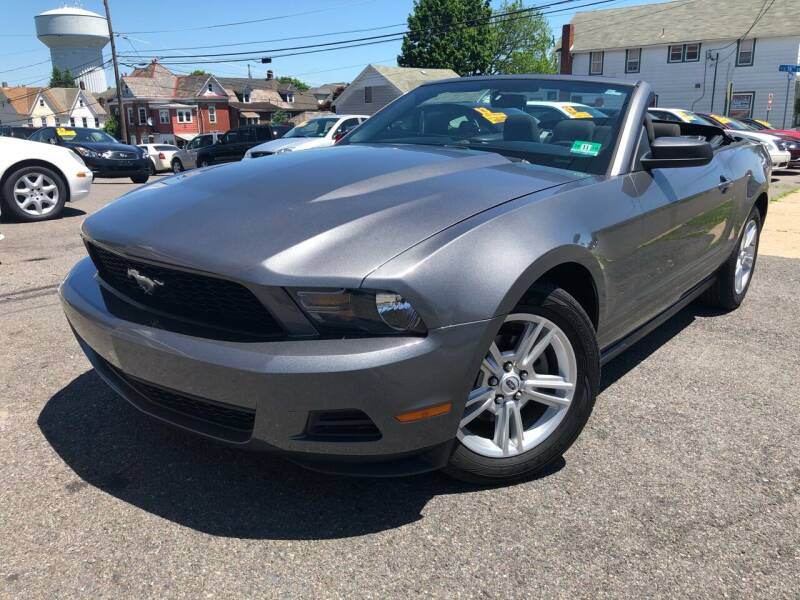 2010 Ford Mustang for sale at Majestic Auto Trade in Easton PA