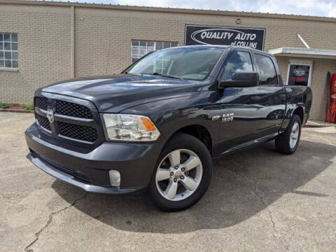 2015 RAM Ram Pickup 1500 for sale at Quality Auto of Collins in Collins MS