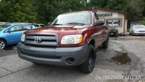 2006 Toyota Tundra for sale at E-Motorworks in Roswell GA