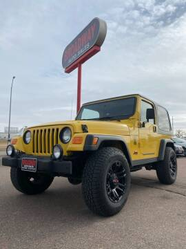 2000 Jeep Wrangler for sale at Broadway Auto Sales in South Sioux City NE