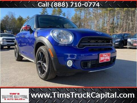 2015 MINI Countryman for sale at TTC AUTO OUTLET/TIM'S TRUCK CAPITAL & AUTO SALES INC ANNEX in Epsom NH