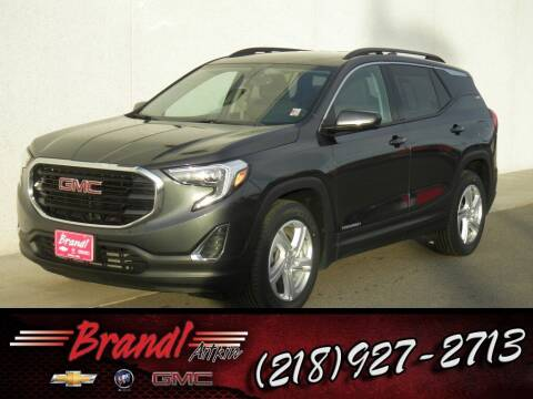 2018 GMC Terrain for sale at Brandl GM in Aitkin MN