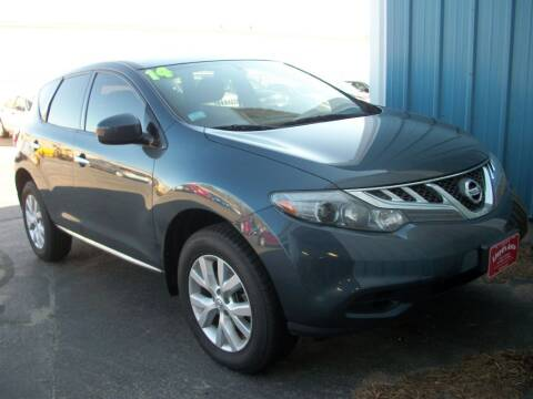 2014 Nissan Murano for sale at Lloyds Auto Sales & SVC in Sanford ME