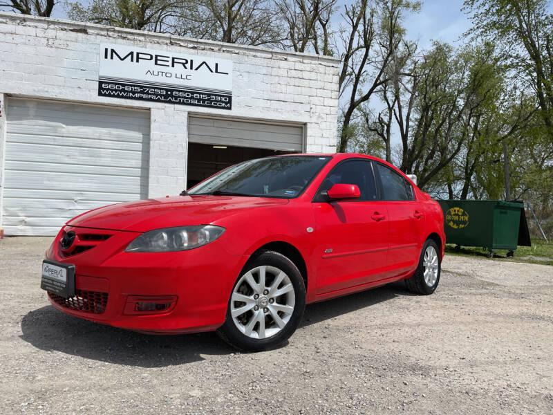 2007 Mazda MAZDA3 for sale at Imperial Auto of Marshall - Imperial Auto Of Slater in Slater MO