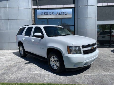 2011 Chevrolet Tahoe for sale at Berge Auto in Orem UT