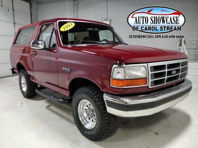 1993 Ford Bronco for sale in Carol Stream, IL