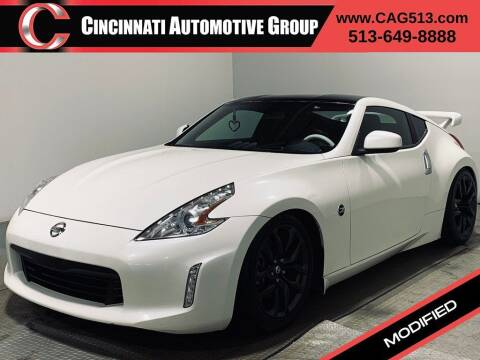 2016 Nissan 370Z for sale at Cincinnati Automotive Group in Lebanon OH