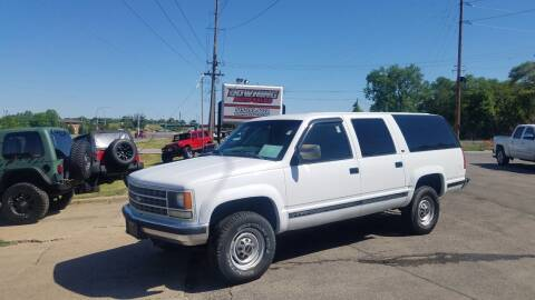 1993 Chevrolet Suburban for sale at Downing Auto Sales in Des Moines IA