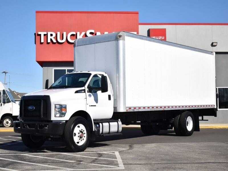2018 Ford F-750 Super Duty for sale at Trucksmart Isuzu in Morrisville PA