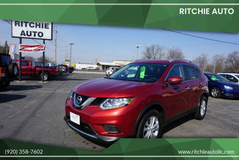 2015 Nissan Rogue for sale at Ritchie Auto in Appleton WI