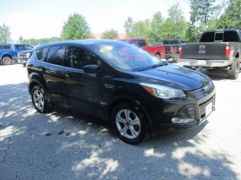 2015 Ford Escape for sale at MC FARLAND FORD in Exeter NH