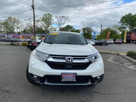 2018 Honda CR-V for sale at Nasa Auto Group LLC in Passaic NJ