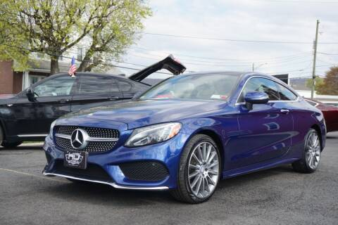 2017 Mercedes-Benz C-Class for sale at HD Auto Sales Corp. in Reading PA