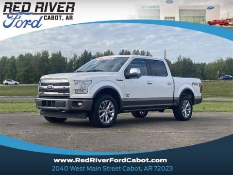 2017 Ford F-150 for sale at RED RIVER DODGE - Red River of Cabot in Cabot, AR