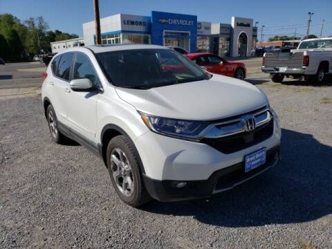 2019 Honda CR-V for sale at LeMond's Chevrolet Chrysler in Fairfield IL