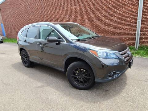 2014 Honda CR-V for sale at Minnesota Auto Sales in Golden Valley MN