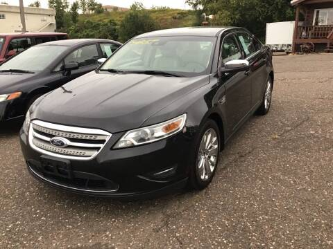 2011 Ford Taurus for sale at Sparkle Auto Sales in Maplewood MN