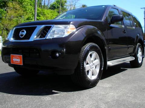 2012 Nissan Pathfinder for sale at Auto Brite Auto Sales in Perry OH