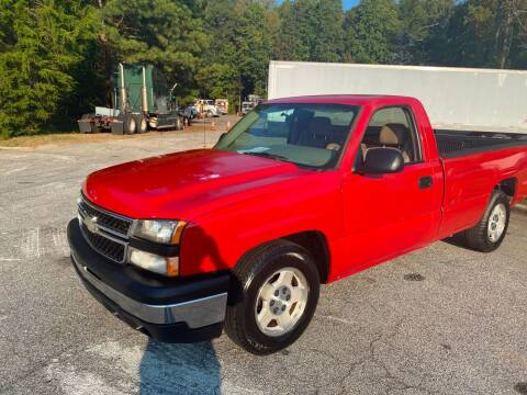 2007 Chevrolet Silverado 1500 Classic for sale at Elite Motor Brokers in Austell GA