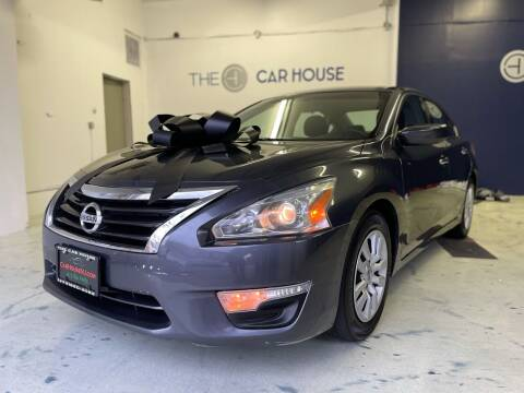 2013 Nissan Altima for sale at The Car House of Garfield in Garfield NJ